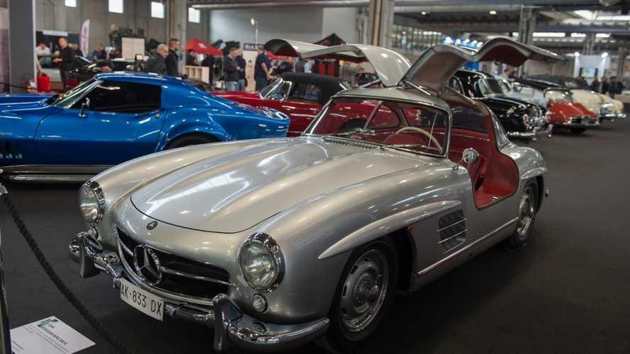 Verona Legend Cars, in mostra 100 auto che hanno fatto la storia