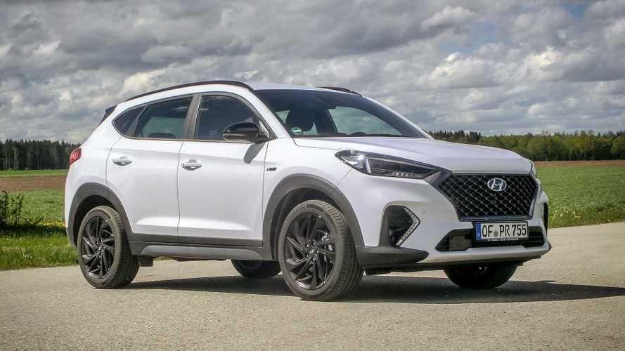 Hyundai Tucson N Line (2019) im Test