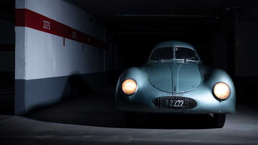 El primer Porsche de la historia ¡subastado!