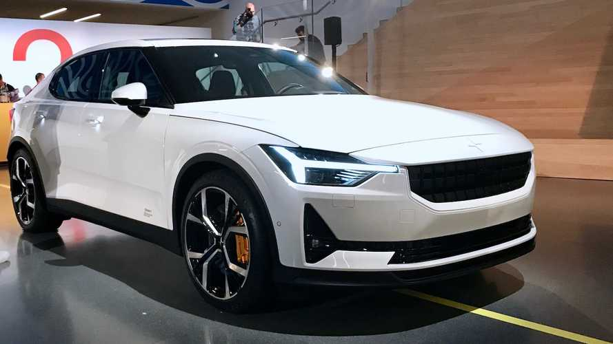 275-Mile Polestar 2 Makes U.S. Public Debut In San Francisco