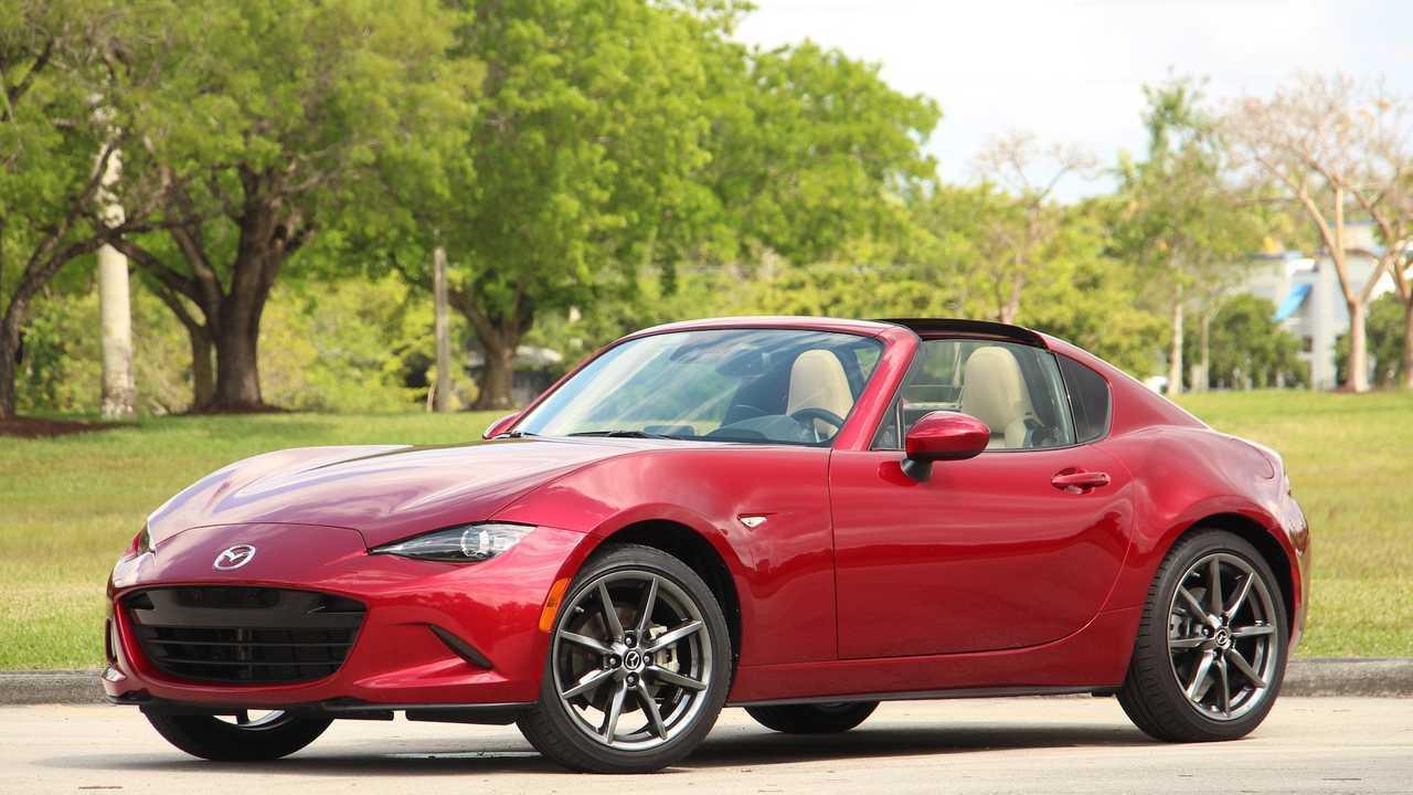 1. Mazda Miata