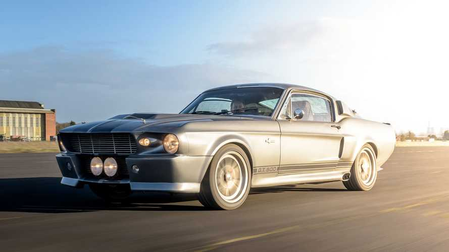 Shelby Mustang GT500 'Eleanor'