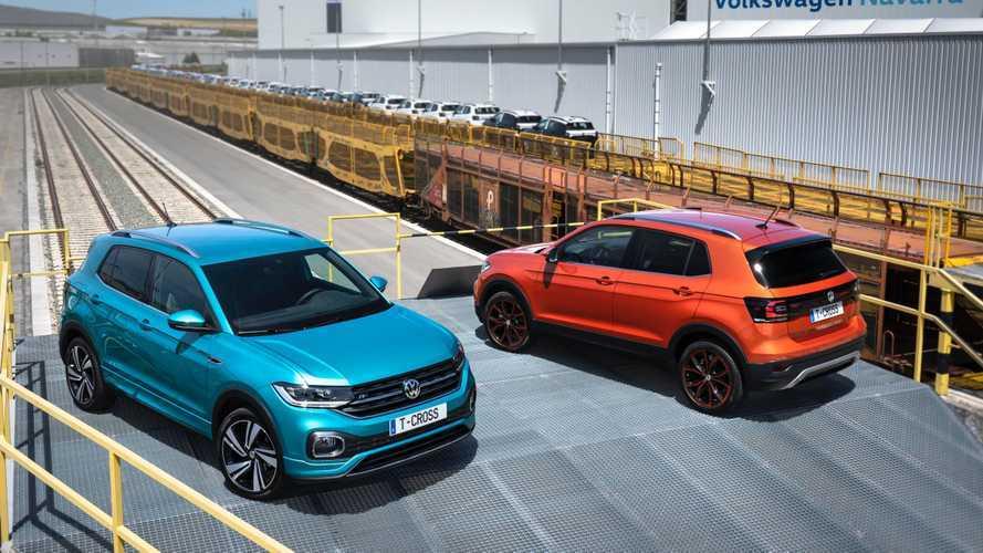 Az új, dízeles T-Cross lett a Volkswagen legtakarékosabb SUV-ja