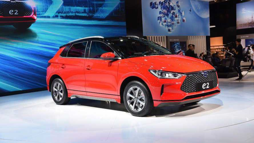 BYD Is Gearing Up For Entry Level BEVs