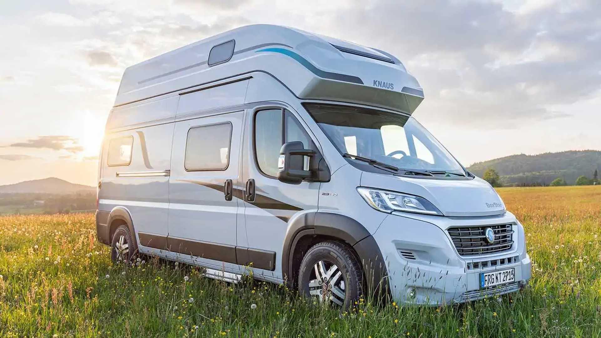 Knaus Tabbert: Neue Wohnmobile und Wohnwagen