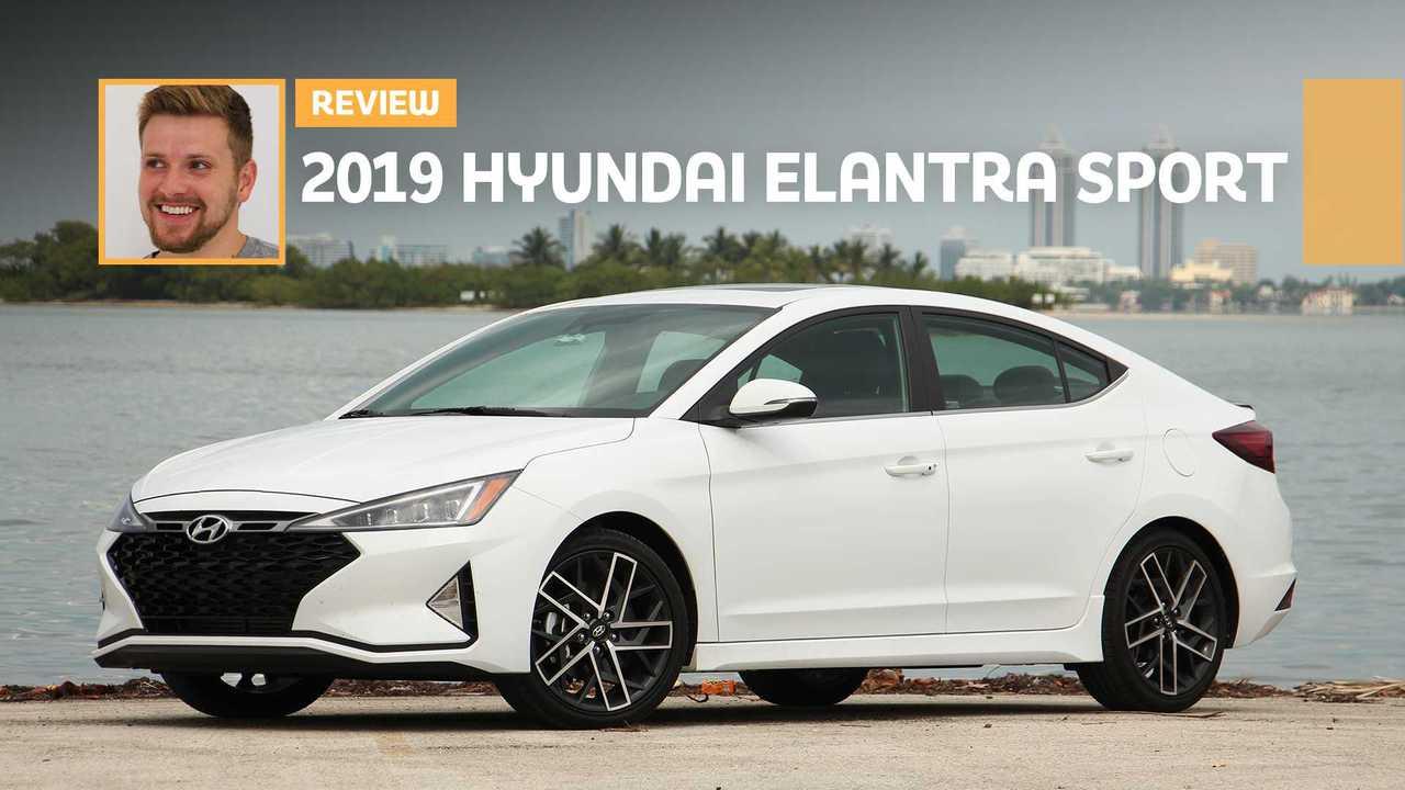 2019 Hyundai Elantra Sport: Review