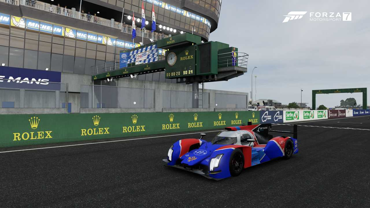 SMP Racing y LMES