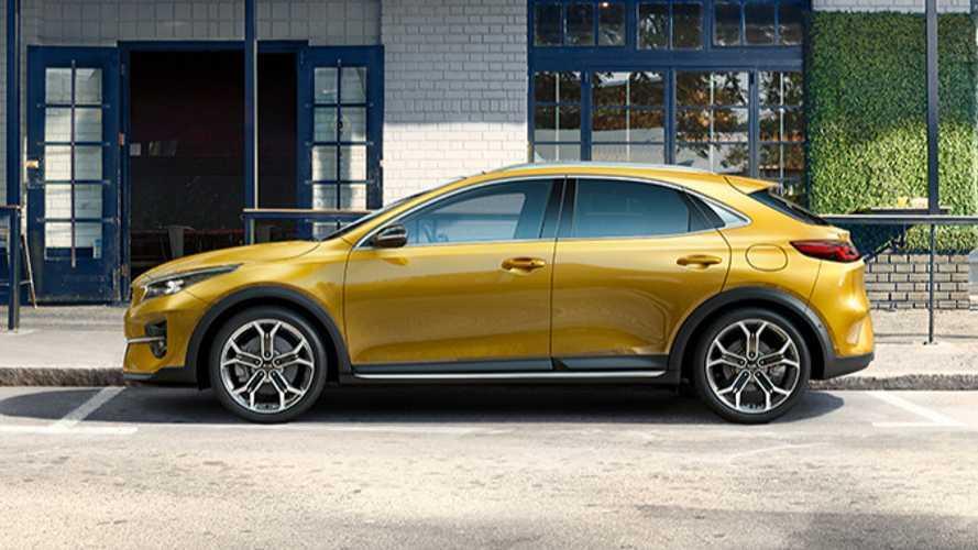 Kia XCeed, il SUV coupé compatto è pronto al debutto ufficiale