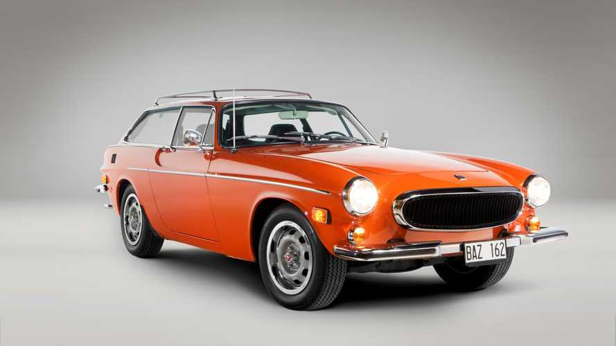 Volvo Will Tow Your Classic Car For Free