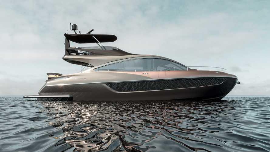 Lexus s'apprête à présenter son premier yacht !