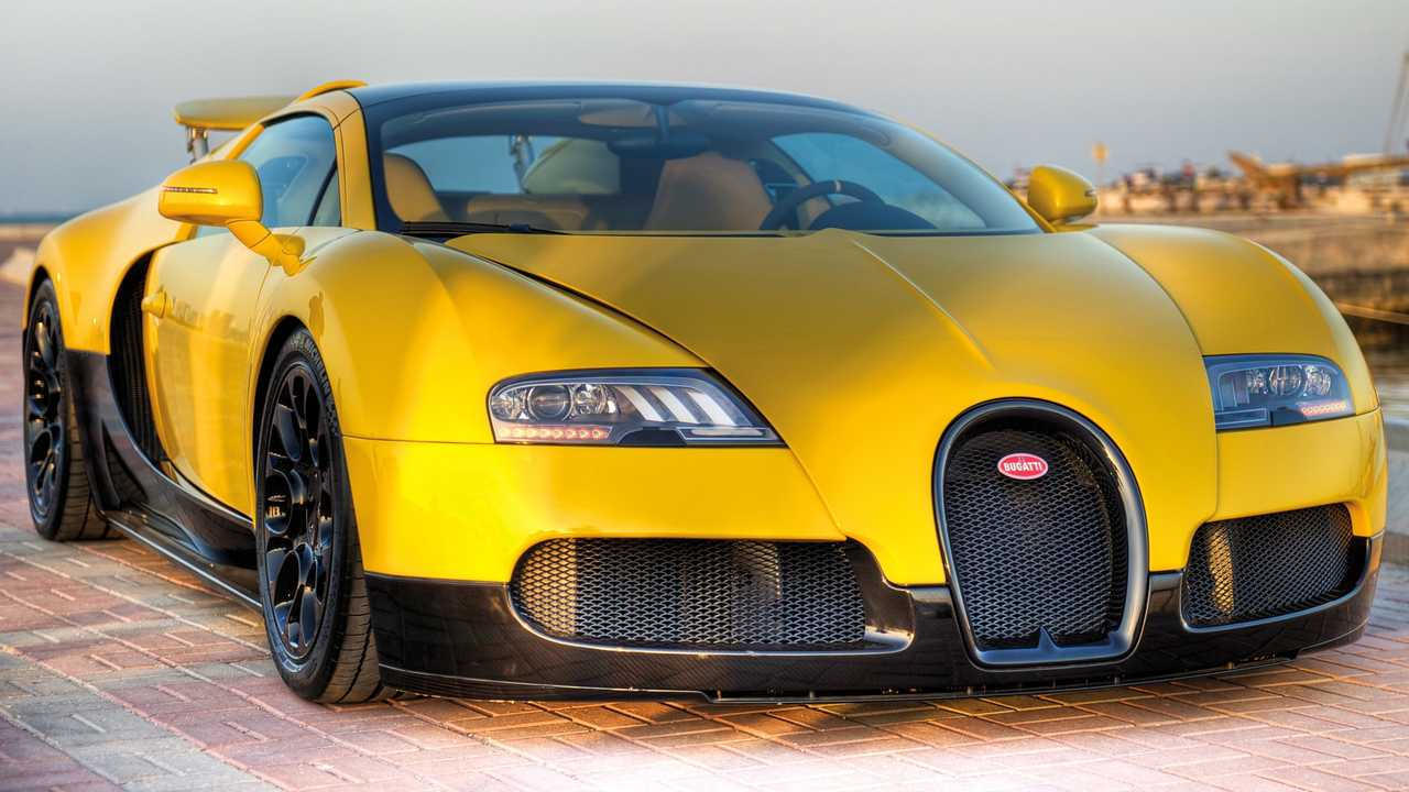 Bugatti Veyron Grand Sport 'Middle East Edition'