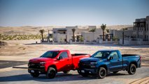 2019 Chevrolet Silverado RST And Trail Boss Regular Cab