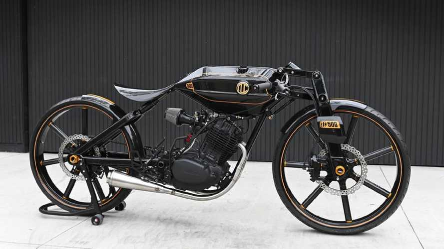 See The Fascinating ABC 500 Custom Board Tracker On Jay Leno's Garage