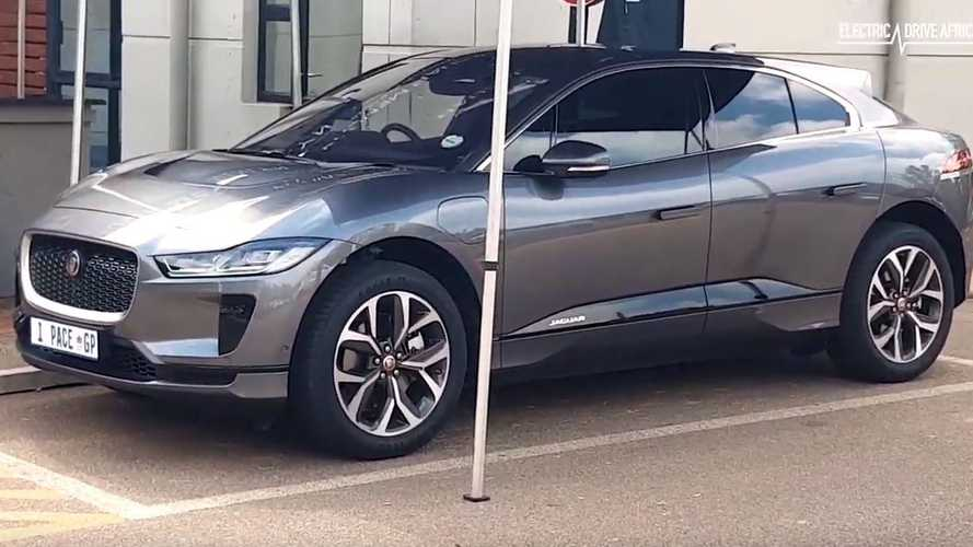 2019 Jaguar I-Pace Now On Sale In Elon Musk's Birth Country: Video