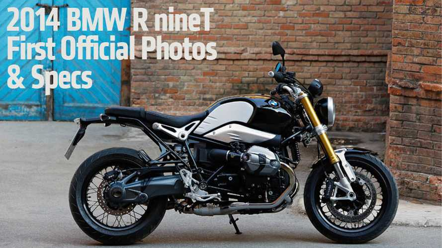 2014 BMW R nineT: First Official Photos and Specs: