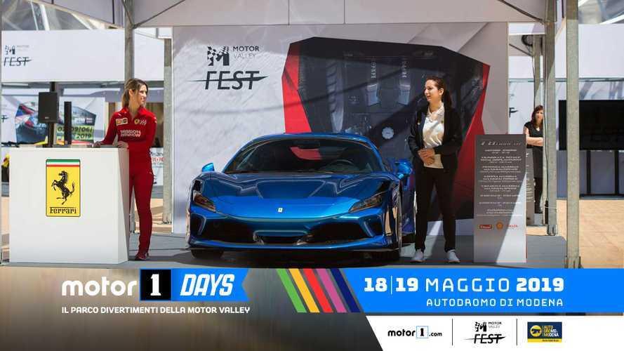 Motor Valley Fest, il programma ufficiale della prima edizione