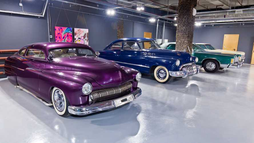 М.О.С.Т. – новый автомобильный музей в центре Москвы