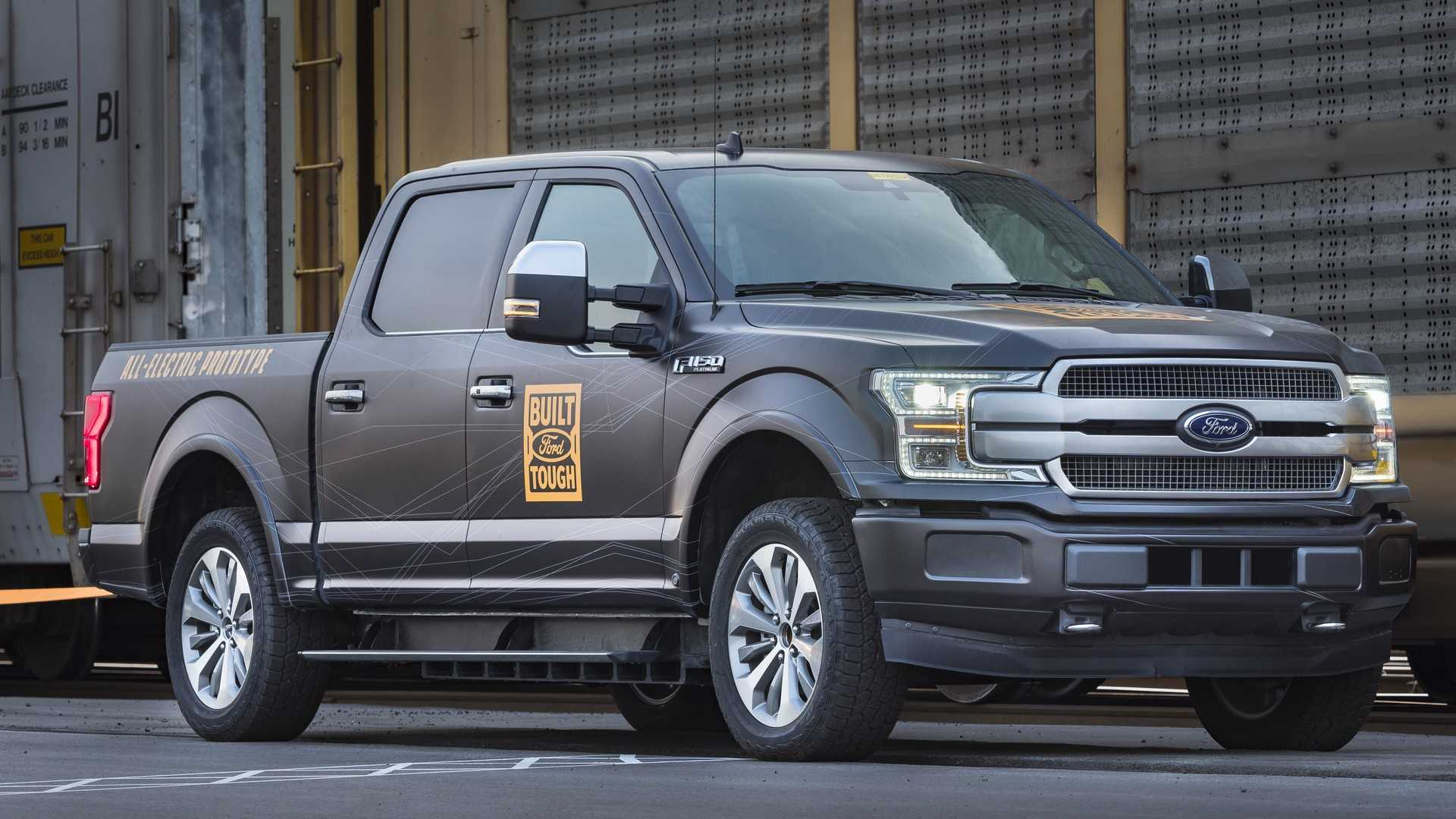 Ford F-150 Electric Pickup Truck: Everything We Know - Launch, Specs