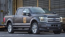 ford f150 electric truck details