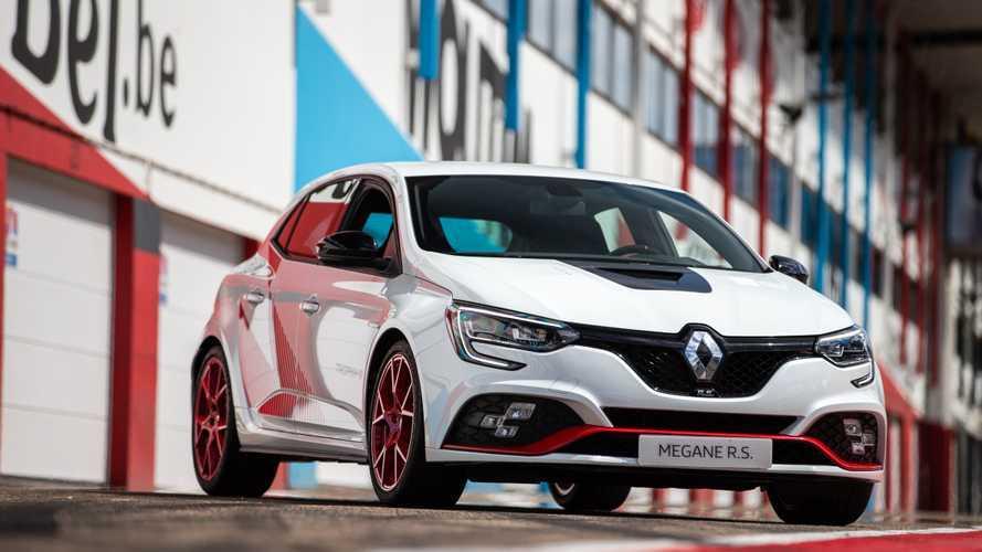 Renault ouvre les commandes de la Mégane R.S. Trophy-R
