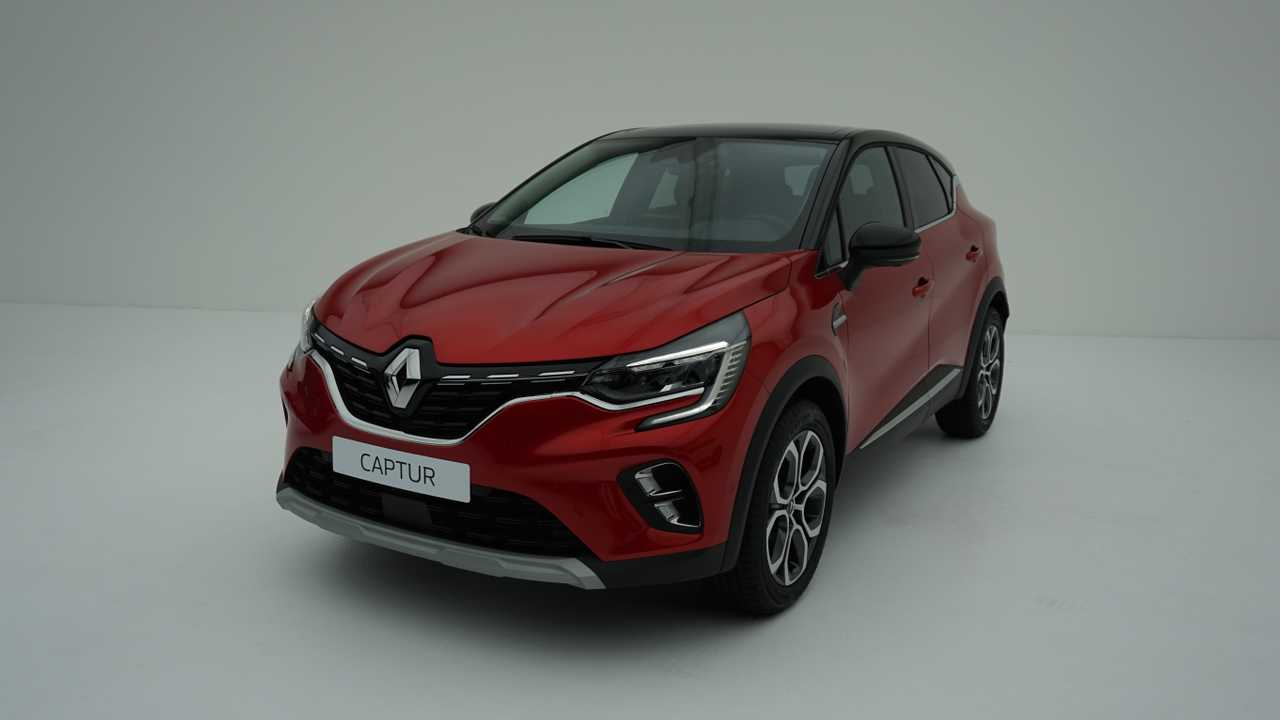 2019 Renault Captur: Redesign, New Platform, Design >> 2020 Renault Captur Breaks Cover With Familiar Look New Tech
