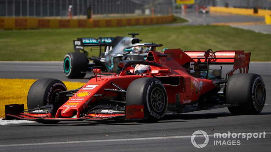 Ferrari requests review of Vettel's Canadian GP penalty