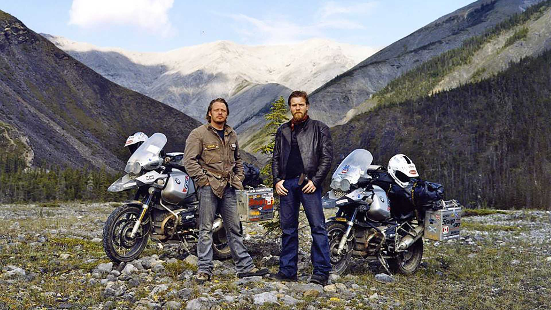 Charley Boorman Confirms Long Way Up Is In The Making