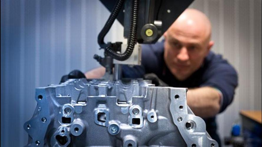 Opel, 13 nuovi motori entro il 2016
