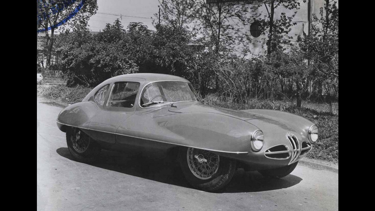 Copyright - Alfa Romeo Automobilismo Storico, Centro Documentazione (Arese, Milano)