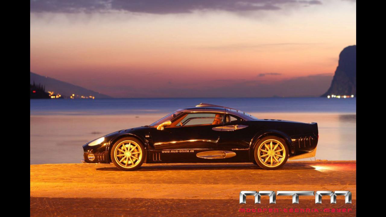 MTM Spyker C8 Double 12S
