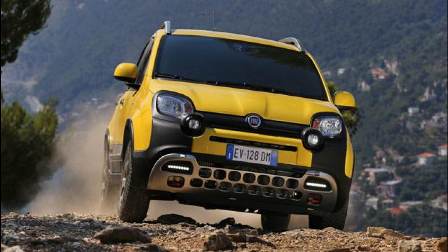 Fiat Panda Cross, come va il baby-SUV italiano