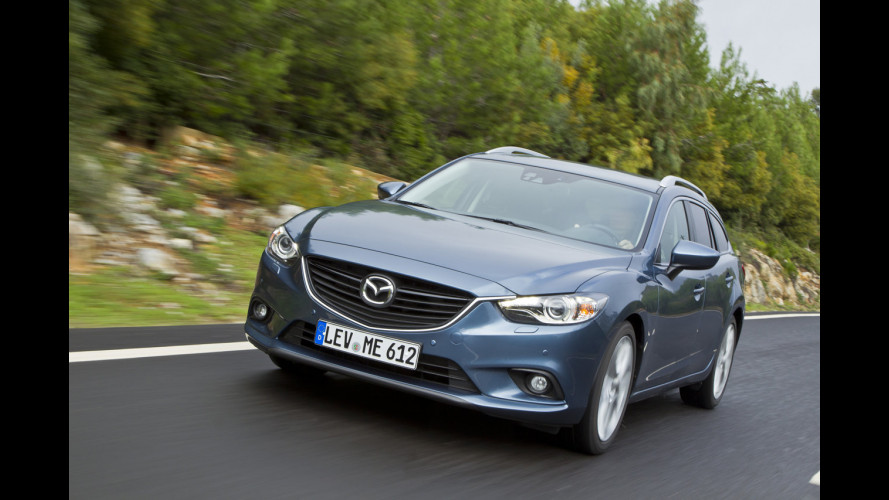 Nuova Mazda6 Wagon, l'ammiraglia del nuovo corso