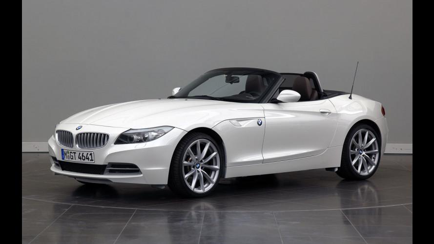 BMW Z4 con pacchetto Design Pure Balance