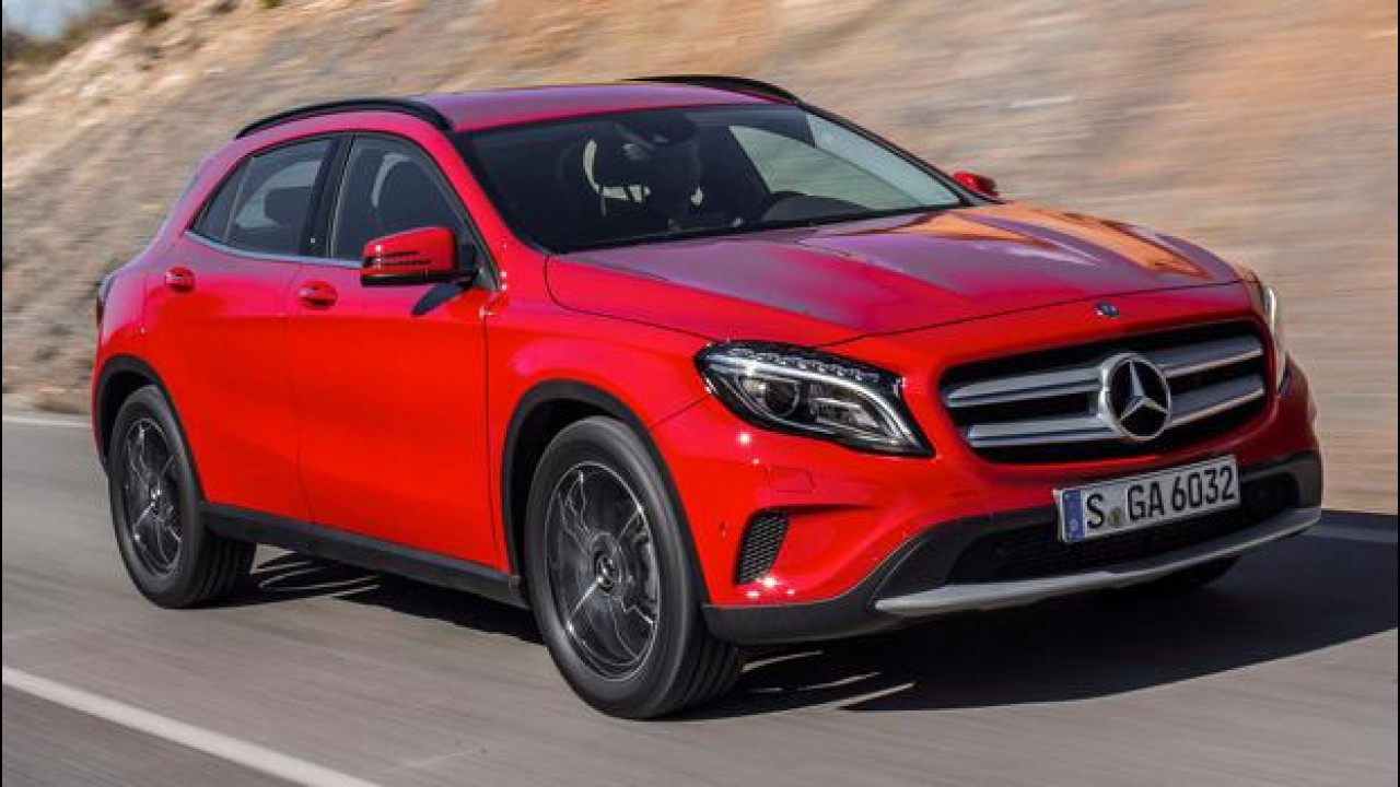 [Copertina] - Mercedes Classe A, CLA e GLA: nuove versioni e nuovi motori