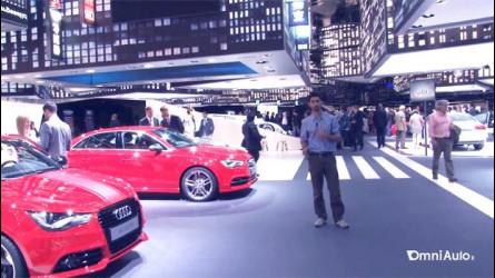 Salone di Francoforte, il futuro è presente con le auto ibride ed elettrificate [VIDEO]