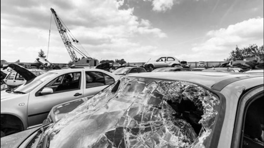 Nuova direttiva Ue sul riciclio delle auto, l'Italia ce la farà?