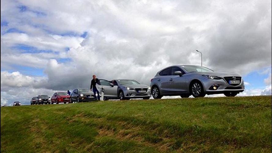 Mazda Route3, come si fa una