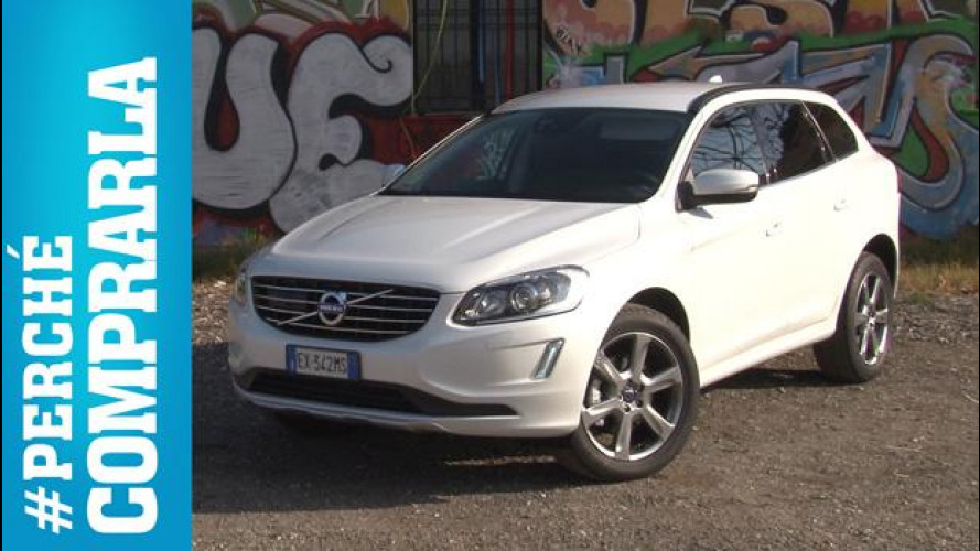 Volvo XC60 perché comprarla... e perché no [VIDEO]