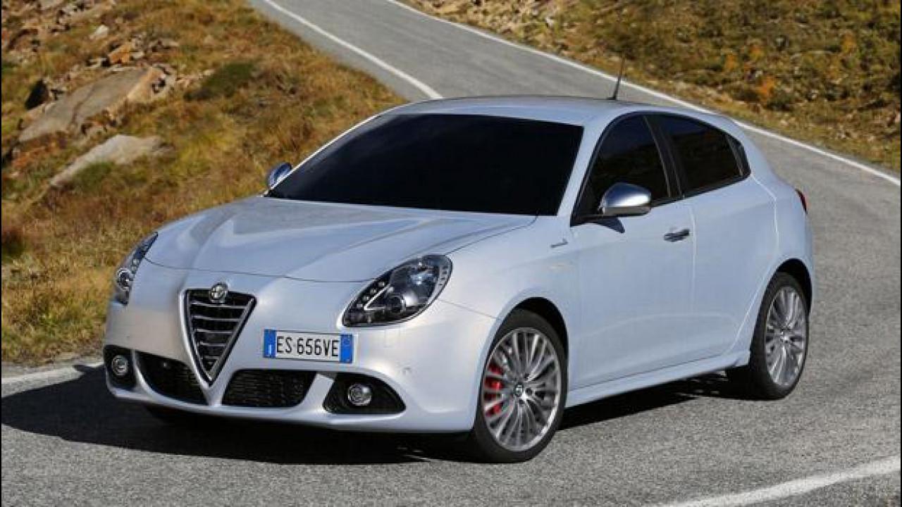 [Copertina] - Alfa Romeo Giulietta restyling, nuove foto e listino completo