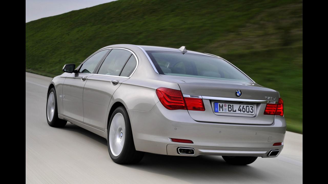 Nuova BMW Serie 7 - 750 Li
