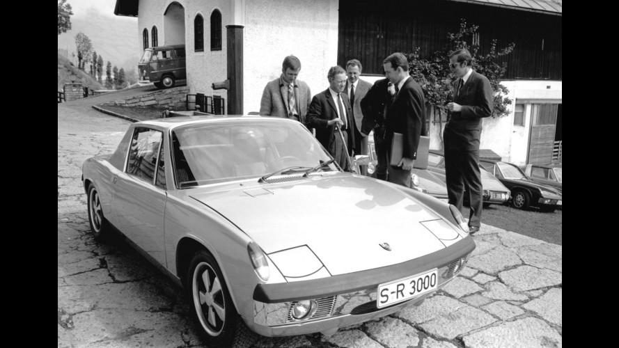 75 anni fa Porsche avviava il progetto Volkswagen