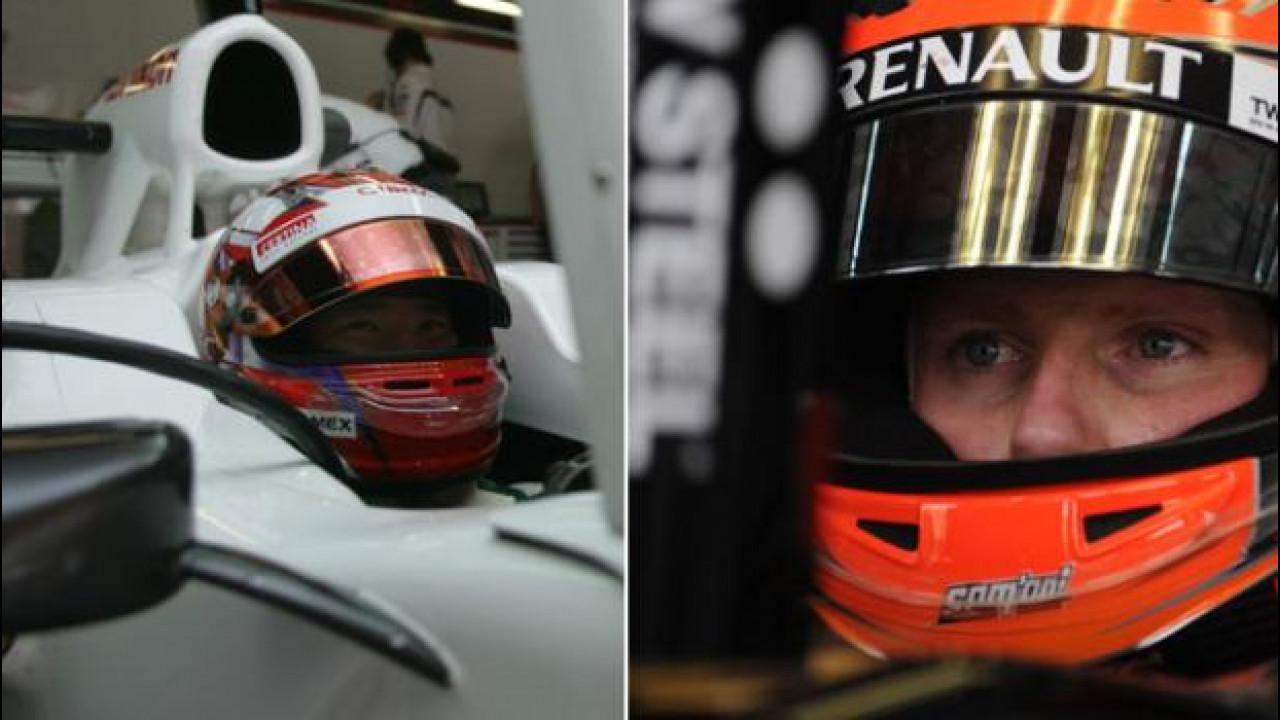 [Copertina] - Formula 1, test al Mugello: Grosjean e Kobayashi spaccano il millesimo