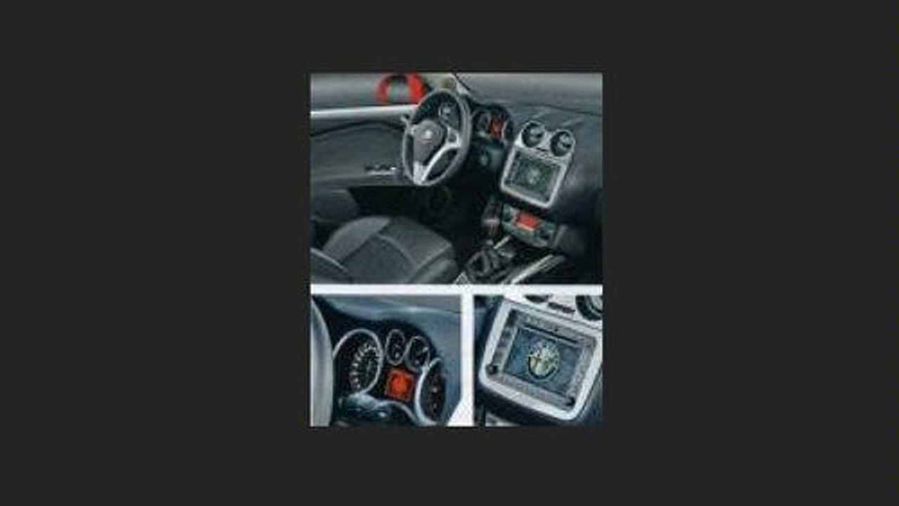 Alfa Romeo MiTo interior   Motor1.com Photos