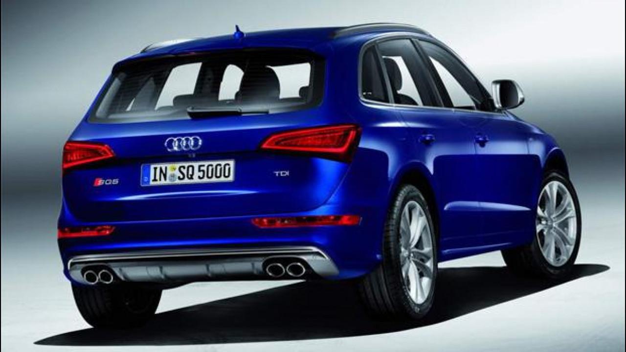 [Copertina] - Audi SQ5 TDI, prezzi da 62.850 euro
