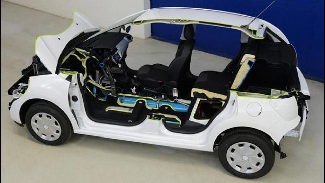 [Copertina] - Citroen C3 Hybrid Air