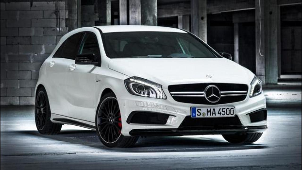 [Copertina] - Mercedes A 45 AMG