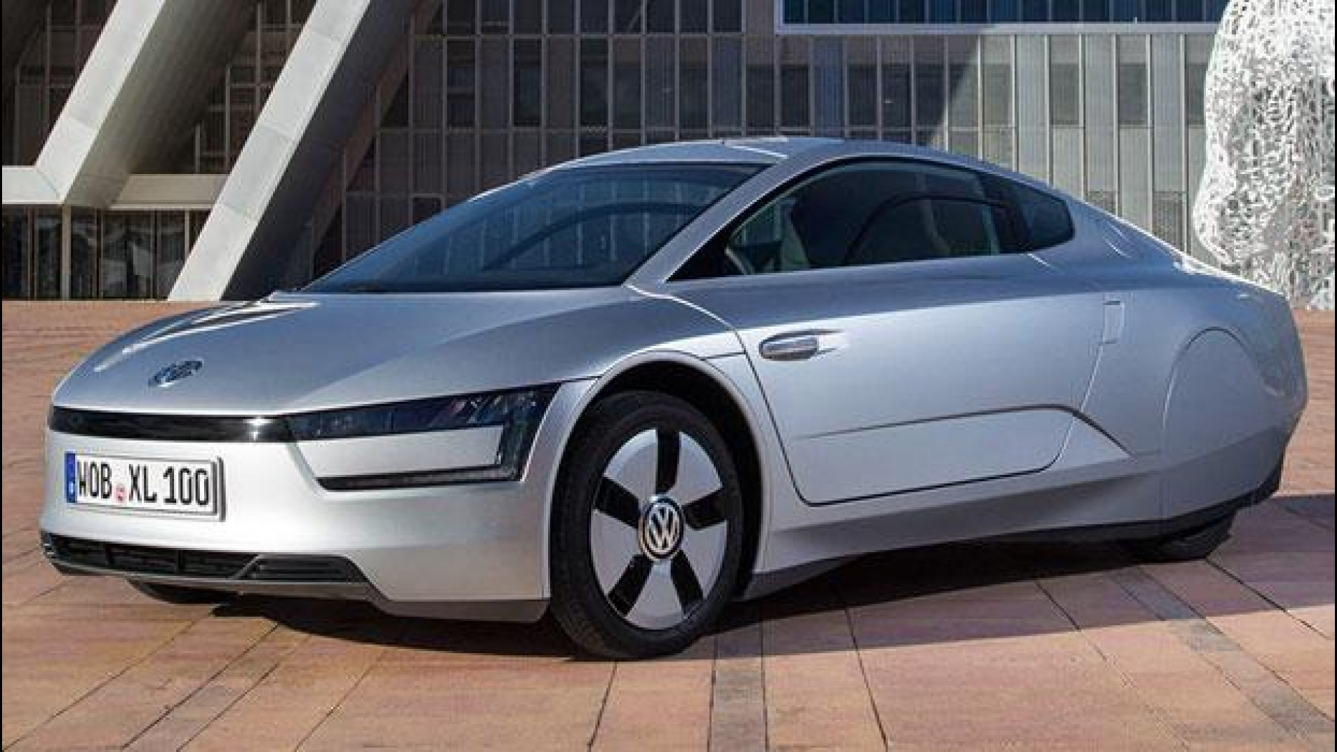 Volkswagen Xl1 Motor1 Com Italia