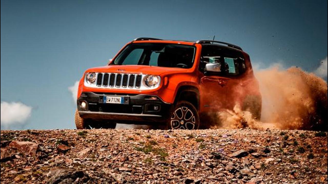 [Copertina] - Jeep Renegade Limited e Trailhawk, quelle con 9 marce
