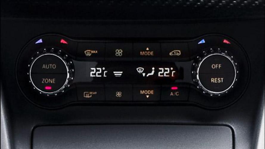 Climatizzatori Mercedes: per l'Europa sono fuori norma