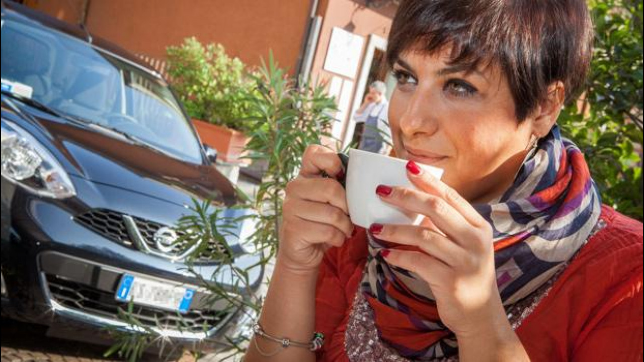 [Copertina] - Nissan Micra, perchè piace alle donne